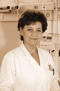 Prof. MUDr. Elena Tóthová, CSc.